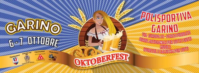 OKTOBERFEST-GARINO/VINOVO